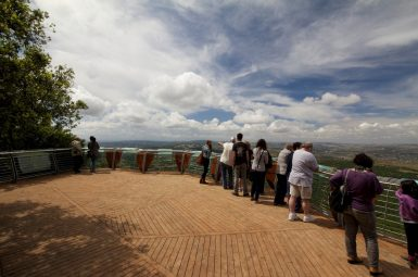 נוף הר אדיר באוצרות הגליל